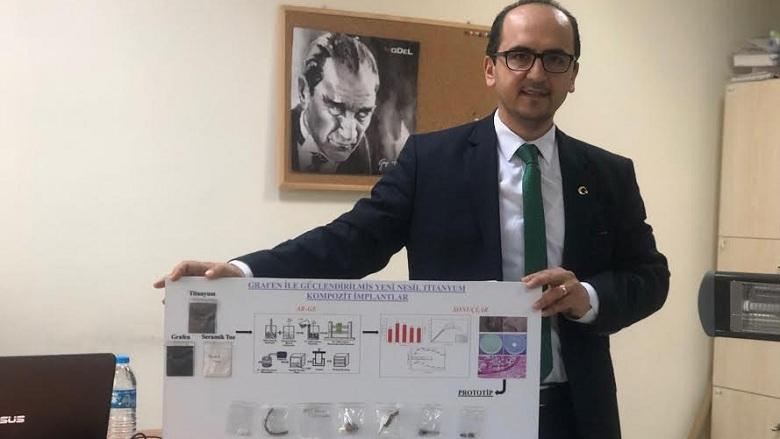 Türk Mühendisten Dünyada Bir İlk