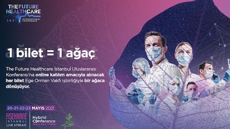 Sağlığın Geleceği, The Future Healthcare 2021 Konferansı'nda