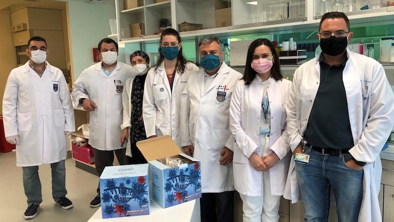 Türk Bilim İnsanlarından Gargara ile Koronavirüs Tespiti